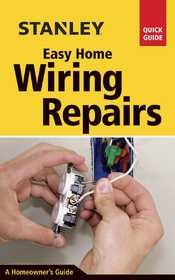 Taunton Trade 83033 Stanley Easy Home Wiring Repairs