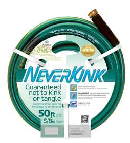 Teknor Apex Company 8605-50 Never Kink 2000 Hose 5/8 in x50 ft