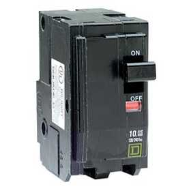 Square D QO220CP Qo Circuit Breaker Double Pole 20Amp