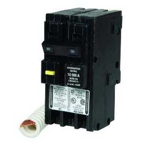 Square D HOM250GFICP Homeline Ground Fault Interrup Double Pole 50Amp