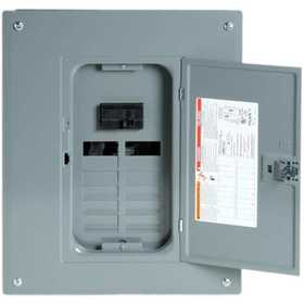 Square D HOM1224M125TC Homeline 125a 12-Space 24-Circuit Indoor Main Breaker Load Center
