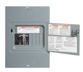 Square D QO48M30DSGP Gp Generator Panel 8cir 30amp