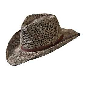 TURNER HATS 12700 Seagrass Western