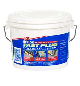 United Gilsonite Laboratories 917 Drylok Fast Plug 4lb