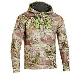 Under Armour 1249745-910 M Under Armour Hoodie Rt Max1/Green M