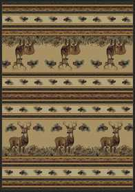 United Weavers 533 10917 Area Rug 1 ft 11x7 ft 4master Of Meadow