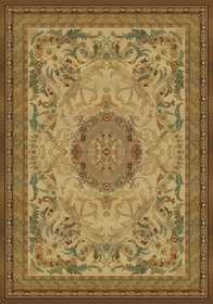 United Weavers 520 30693 Area Rug 5 ft 3x7 ft 6 Fresco Cream