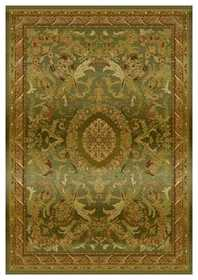 United Weavers 140 02916 Rug 5 ft 3 x 7 ft 6 Marseilles Green