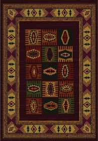United Weavers 130 20743 Rug 5 ft 3 x 7 ft 6 Westwind Lodge