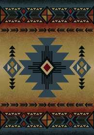 United Weavers 530 29260 Rug 1 ft 10 x 3 ft 0 Arizona