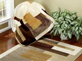 United Weavers 820 52057 Throw Contempo Clay