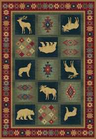 United Weavers 530 41917 Rug 5 ft 3 x 7 ft 6 Dakota