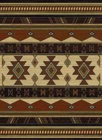 United Weavers 550 31058 Rug 7 ft 10 x 10 ft 6 Southwest Wind Auburn