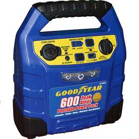 Test-Rite GY3031 Goodyear Jump Start Power Pack 600a 7 Ah