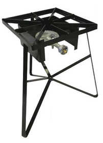 Texas Outdoor Cookers SH-24 Single Square Head Burner