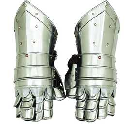 Uma Enterprises Inc. 36302 Metal London Calling Gauntlets
