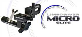 Vaportrail Archery MICRO ELITE Vaportrail Limbdriver Micro Elite Arrow Rest