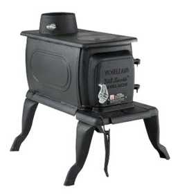 United States Stove Co BX22EL Lit'l Sweetie Stove Ul Listed