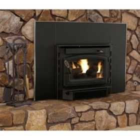 United States Stove Co TR004 Colonial Wood Stove Fireplace Insert