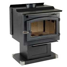 United States Stove Co TR009 Performer Epa Certified Wood Stove W/Blower
