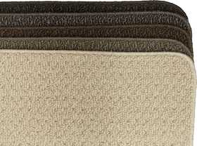 WJ Dennis UR2460AST 24 in X 60 in Indoor Urban Series Floor Mat, Assorted Colors