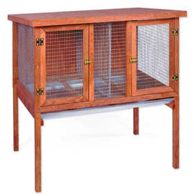 Ware Mfg. 1550 Rabbit Hutch Large