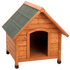 Ware Mfg. 1705 Premium+ A-Frame Dog House Small