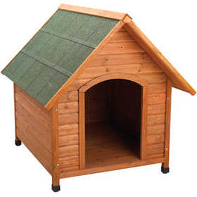 Ware Mfg. 1708 Premium+ A-Frame Doghouse Extra Large