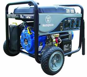 Westpro Power Systems WH7500E Generator 7500w Rated W/Electric Start