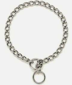 COASTAL PET PRODUCTS CP5530G3024 Chain Training Dog Collar, Heavy 3.0mm X 24 in
