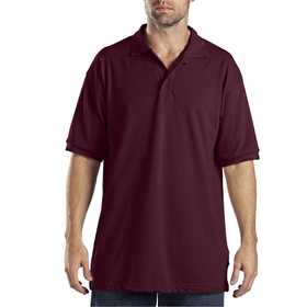Dickies KS5552BY Adult Sized Short Sleeve Pique Polo Shirt M