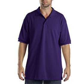 Dickies KS5552PR Adult Sized Short Sleeve Pique Polo Shirt L