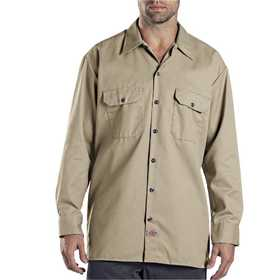 Dickies 574KH Long Sleeve Work Shirt Lt