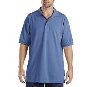 Dickies KS5552LB Adult Sized Short Sleeve Pique Polo Shirt L