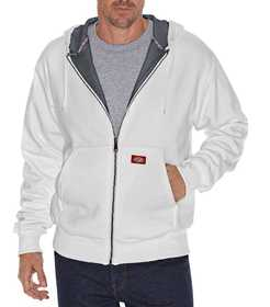 Dickies TW382AG Thermal Lined Fleece Hoodie 2xl