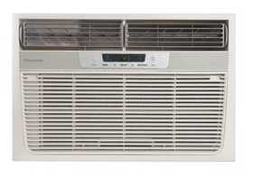 Frigidaire FRA08PZU1 8,000 Btu Window-Mounted Room Air Conditioner With Supplemental Heat