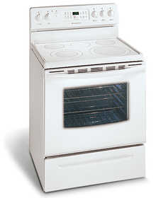 Frigidaire GLEF384GS 30 In Freestanding Electric Speed Bake Range