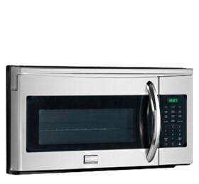 Frigidaire FGMV175QF Gallery 1.7 Cu. Ft. Over-The-Range Microwave