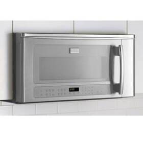 Frigidaire FPBM189KF Professional 1.8 Cu. Ft. Over-The-Range Microwave