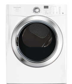 Frigidaire FASE7073NW Affinity 7.0 Cu. Ft. Electric Dryer Featuring Ready Steam