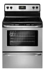 Frigidaire FFEF3043LS 30 in Freestanding Electric Range Stainless Steel