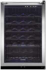 Frigidaire FFWC42F5LS 42 Bottle Wine Cooler Stainless Steel