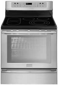 Frigidaire FPEF3081MF Professional 30 in Freestanding Dual Convection Electric Range