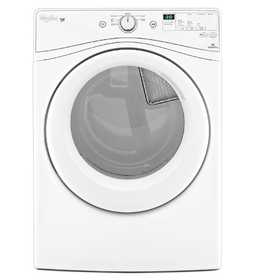 Whirlpool WED72HEDW 7.3 Cu. Ft. Wrinkle Shield� Electric Dryer