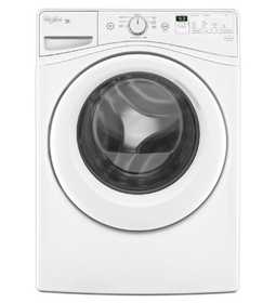 Whirlpool WFW72HEDW 4.2 Cu. Ft. Duet He Front Load Washing Machine