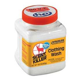 Wildlife Research Center 545 Scent Killer Clothing Wash 16 Oz