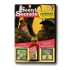 Wildlife Research Center 751 Scent Secrets Dvd