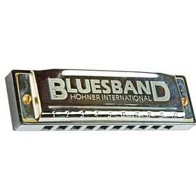 Woodstock Percussion 12001P Blues Band Harmonica