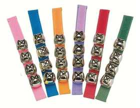 Woodstock Percussion JBAB Jinglebands Assorted Colors