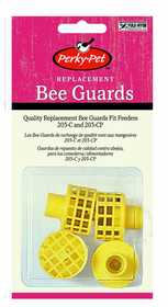 Perky Pet 205Y Replacement Bee Guards 4pk